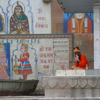 Nordindien Rundreise Varanasi