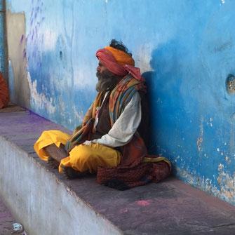 Pushkar Textilrundreise Rajasthan Indien
