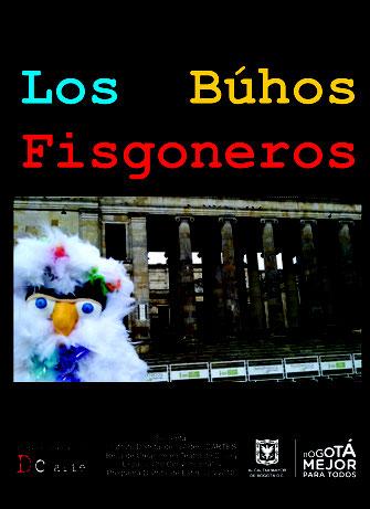 Los búhos fisgoneros se toman Bogotá