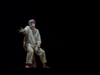 Obra:  Simplemente José.  Grupo:  X2 Teatro Giovanny Largo