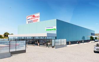 Infografía poligono industrial Murcia, Alicante, Madrid, Malaga