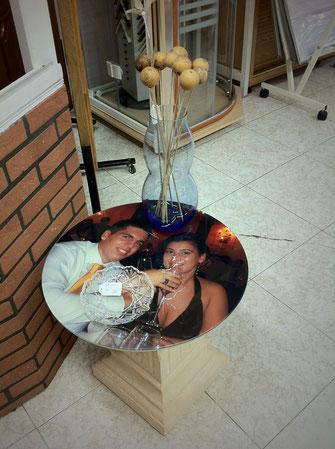 tapas de mesa personalizadas en madrid