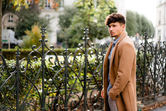 Look street style pour homme