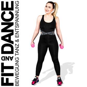FitandDance by Lara Höll Fit@home Onlinekurse Fitmix Fitness