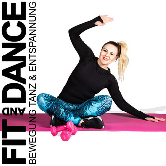 FitandDance by Lara Höll Fit@home Onlinekurse Pilates