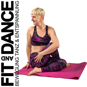 FitandDance by Lara Höll Fit@home Onlinekurse Yoga Yogilates