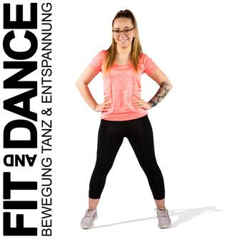 FitandDance by Lara Höll Fit@home Onlinekurse Strausberg Fitness Sport