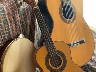 ギターレッスン,ボサノバ,サンバ,アコギ,ブラジル音楽,クラシックギター,池袋,練馬