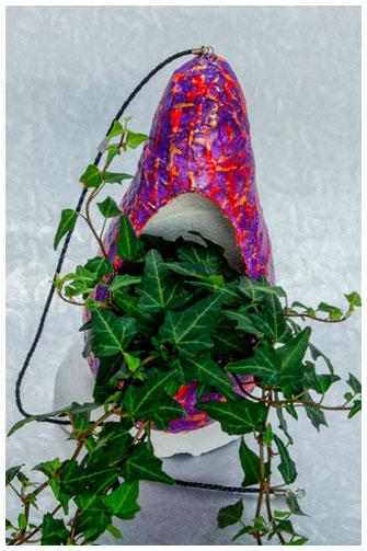 Blumenampeln vielfälig einsetzbar