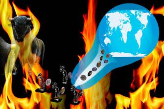 World Exhausted - Ausgebeutet - The Money Makers