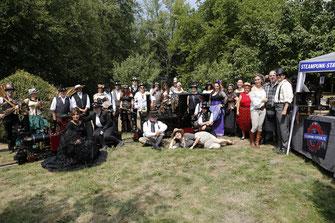 steampunk events deutschland nrw veranstaltung picknick gartenbahn hamm