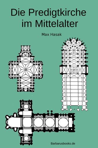 Predigtkirche im Mittelalter - Streitschrift