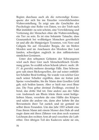Aus Werwölfe und Tierverwandlungen Seite 70