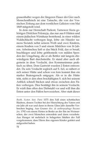 Aus Werwölfe und Tierverwandlungen Seite 72