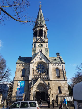 St.-Johannes-Basilika, kerk van de Poolse katholieke gemeenschap in Berlijn