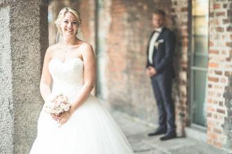 Hochzeit in den Lübecker Collonaden