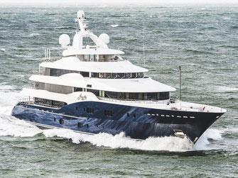 Yacht Photography luxus yacht Amaryllis