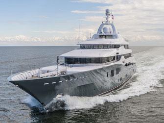 Yacht Photography luxus yacht Titan