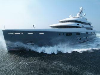 Yacht Photography luxus yacht Aviva