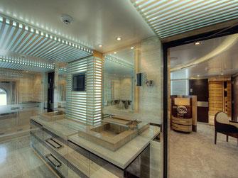Übersicht Galerie Yacht Interior Photography