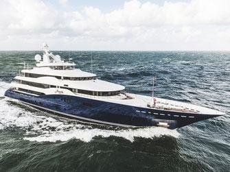 Übersicht Galerie Yacht Exterior Photography