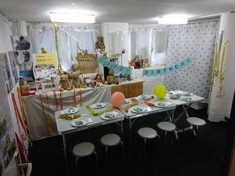 Kindergeburtstag feiern mit einem kreativen Workshop in Karlsruhe