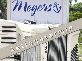 Meyers Gasthaus Maschen, Seevetal, Aktionstermin, Akkordeon-Konzert
