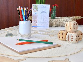Meyers Gasthaus Maschen, Seevetal, Spiel- & Maltisch, kinderfreundlich
