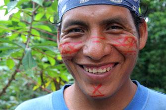 Ekvadore gyvenantys Amazonijos šuarai priešinasi naftos bendrovėms