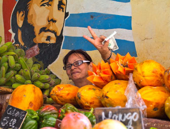 Kuba - Havanos Malekonas - Stalnionytė