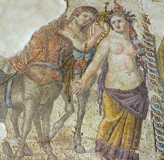 Kipras - Pafoso rūmai, kapai ir mozaikos - Stalnionytė