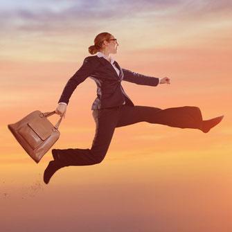 Bild / Link Bereich Berufs- und Karrierecoaching