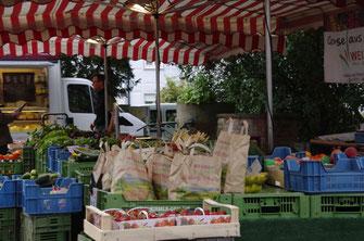 WEILERHOF - Wochenmarkt Leinfelden