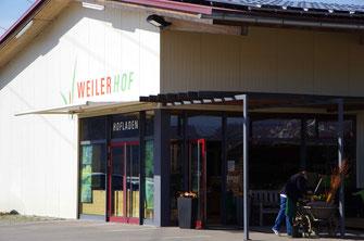 WEILERHOF - Hofladen