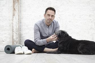 Yogalehrer Andreas Ruthemann