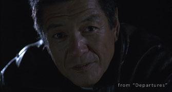 Departures, 2008 - il volto del padre