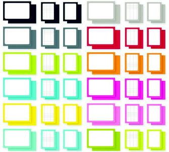Uk Stockist Simple Stories DIY & Basics Foundation Cards