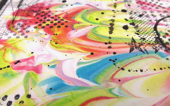 Projects to try: Shaving Foam Backgrounds
