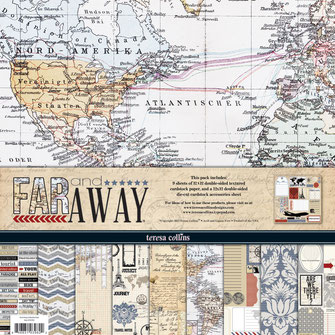 Teresa Collins Far & Away collection
