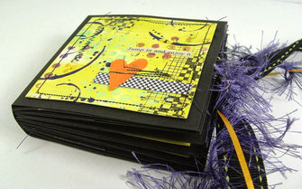 Projects to try: Simple Book Making Pt 2