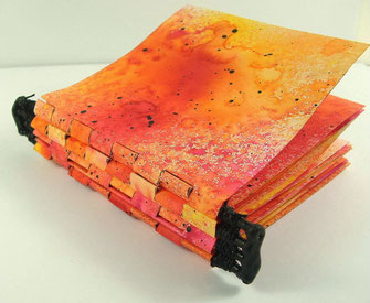 Projects to Try: Book Making with a Piano Hinge