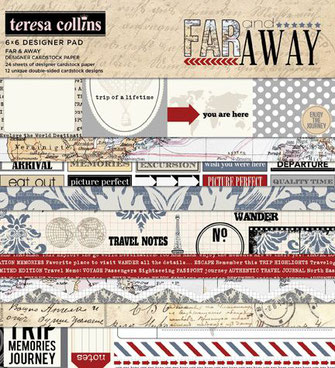 Uk Stockist Teresa Collins Far & Away