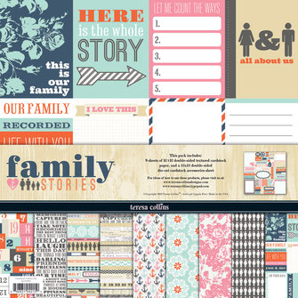 Teresa Collins Family Stories collection