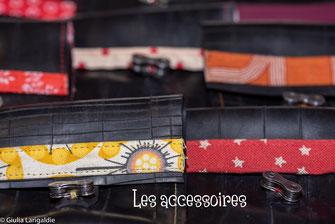 page d'ouverture des accessoires. image de portes monnaie.