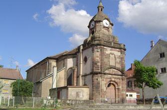 Église de niderviller