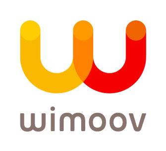 Logo du site web Wimoov