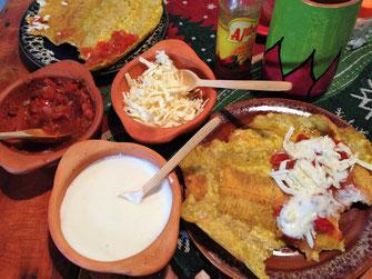Karibische Streetfoodvariante im Hochland: Patacones, Ville de Leyva, Kolumbien (Foto Jörg Schwarz)