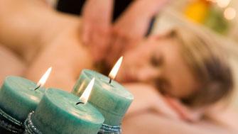 masaje relajación