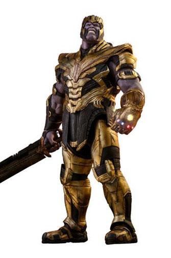 Hot Toys, Sideshow,Infinity War,Avenger endgame,Masterpiece Actionfigur,1/6,Thanos,Josh Brolin,infinity gauntlet