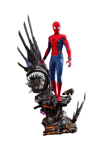 Spider Man,Homecoming,Hot Toys, Sideshow,Marvel,Masterpiece Actionfigur,Quarter Scale,Deluxe Version
